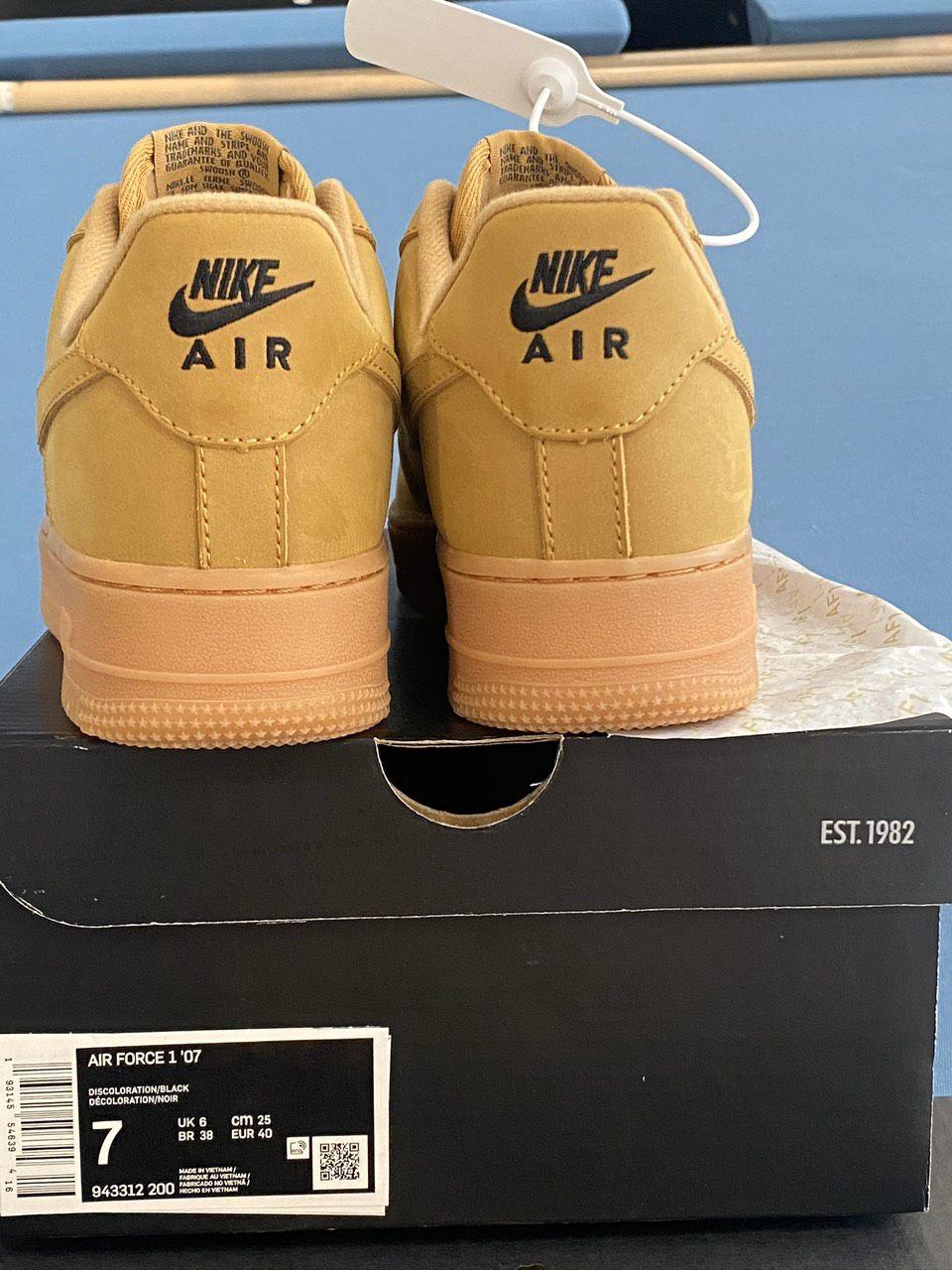 Nike Air Force 1 Low Vàng