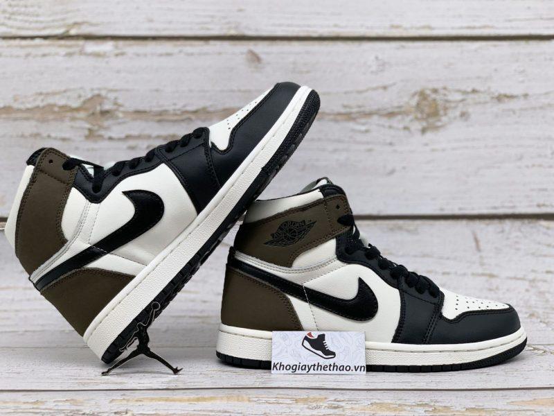 Giày Nike Air Jordan 1 High Dark Mocha