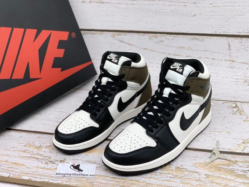 Giày Jordan 1 Dark Mocha Rep