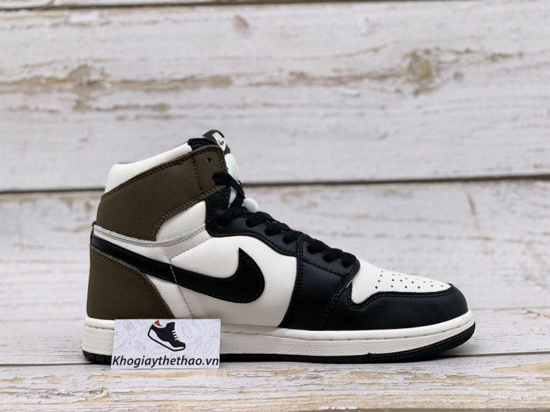 Giày Nike Jordan 1 Dark Mocha Rep