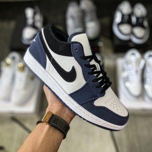 Nike Air Jordan 1 Retro Low Navy Rep 1:1
