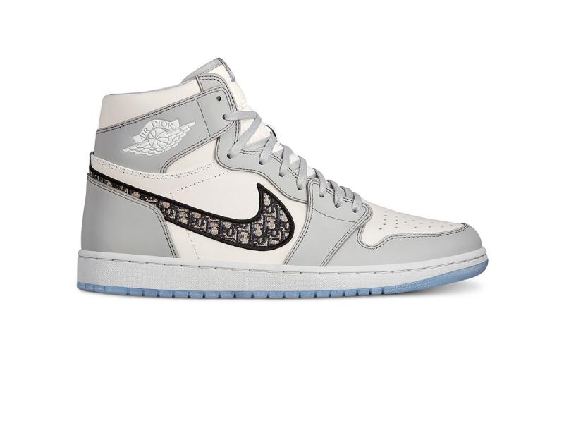 Nike Air Jordan 1 Retro High Dior Like Auth
