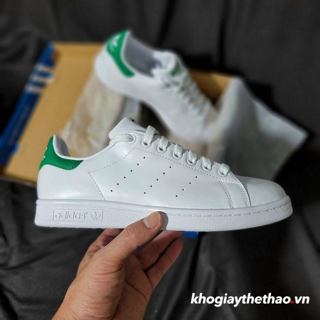 Adidas Stan Smith xanh