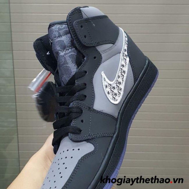 Giày Nike Air Jordan Dior Black Rep 1 1 Like Auth 99%