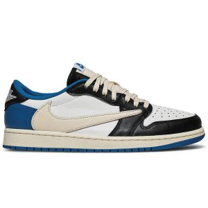 Giày Nike Air Jordan 1 low Travis Scott x Fragment Rep 1 1