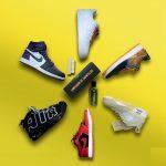 vệ sinh giày sneaker đúng cách với từng chất da