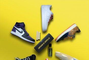 Cách vệ sinh giày sneaker tại nhà đúng cách sạch như mới