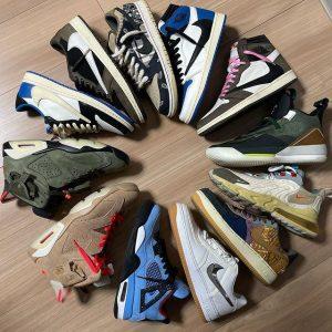 Top 10+ đôi giày Nike Air Jordan 1 hot và đáng mua nhất 2021